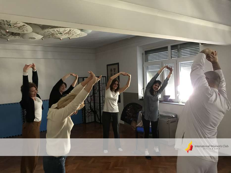 Holistic approach section - QI Gong